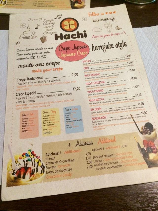 Hachi Crepe & Caféby Cantinho da Tarsi