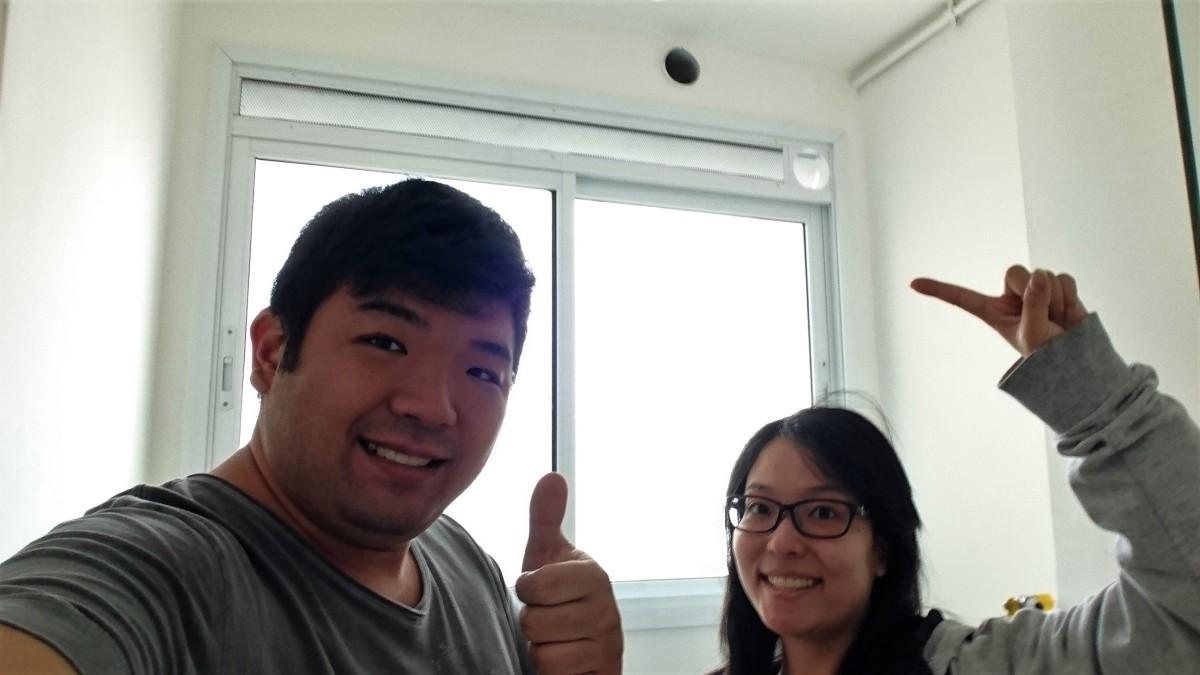 Saga da Reforma (Parte 1): Emoção de instalar o primeiro item no apartamento