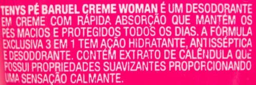 Tenis Pé Creme Baruel Woman by Cantinho da Tarsi