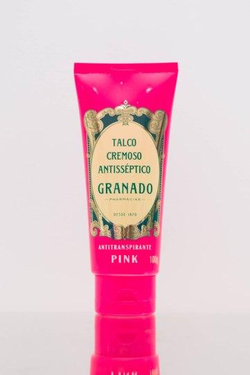 Talco Cremoso Antisséptico Granado by Cantinho da Tarsi