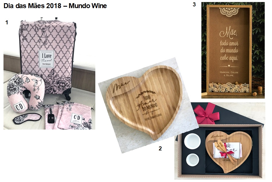Dia das Mães 2018_Mundo Wine by Cantinho da Tarsi
