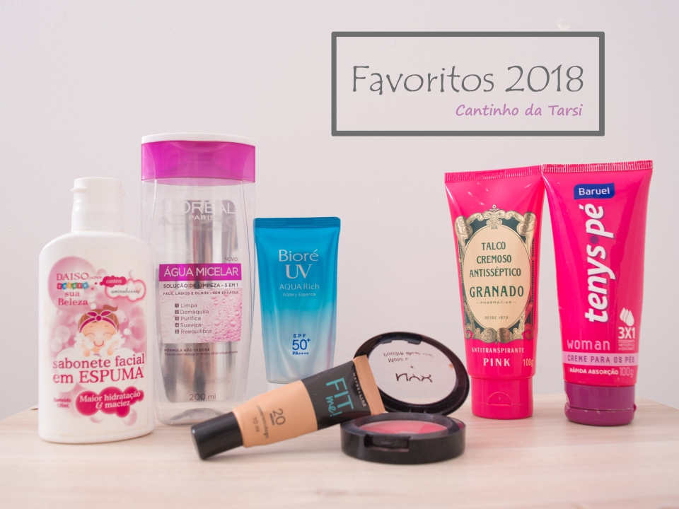Favoritos 2018 by Cantinho da Tarsi
